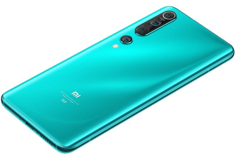 Mobilusis telefonas Xiaomi Mi 10 Coral Green, 128 GB