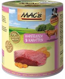 Mac's Jowel & Carrot 200g