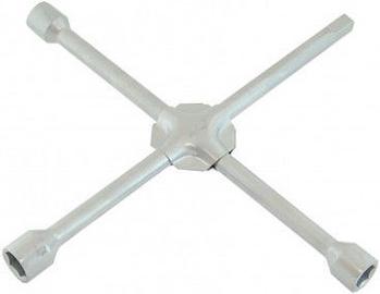 Ega 03-13-0100 Wheel Nut Hardened Cross Key