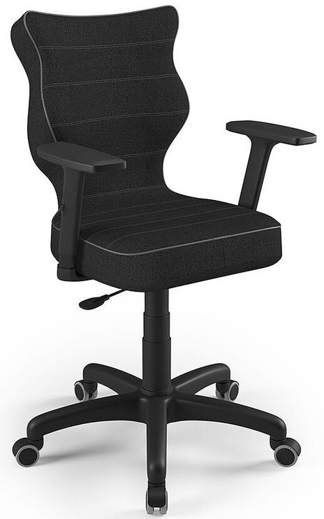 Офисный стул Entelo Uni, антрацитовый