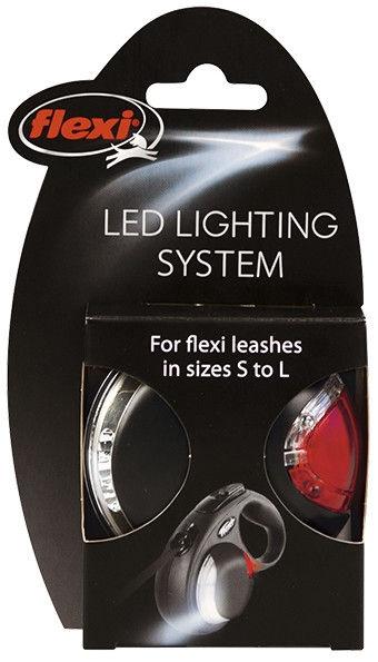 Flexi Vario System LED Lighting System Black