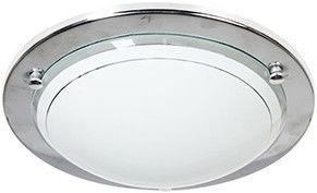 Brilliant Janja Ceiling Lamp 12W LED Chrome