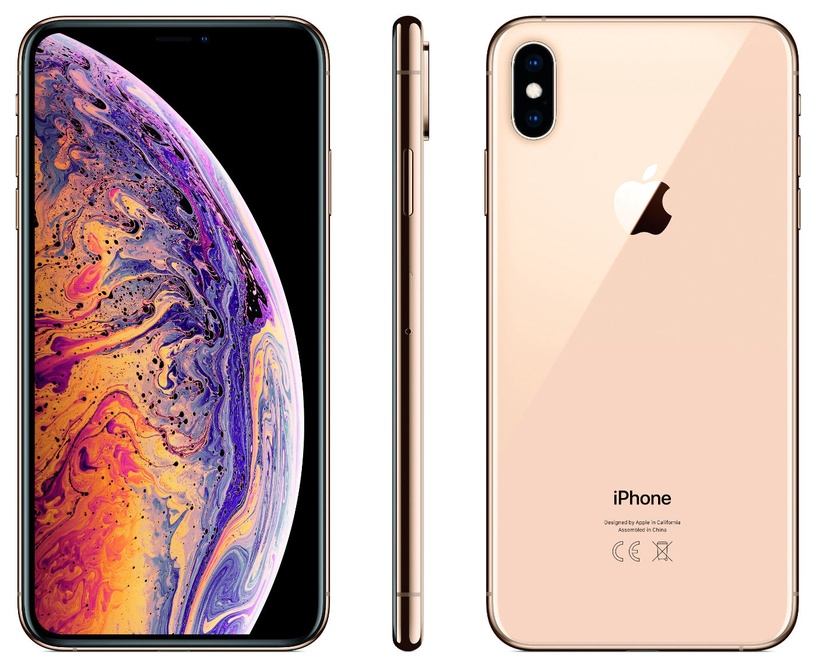 Mobilus telefonas Apple iPhone XS Max 512GB Gold
