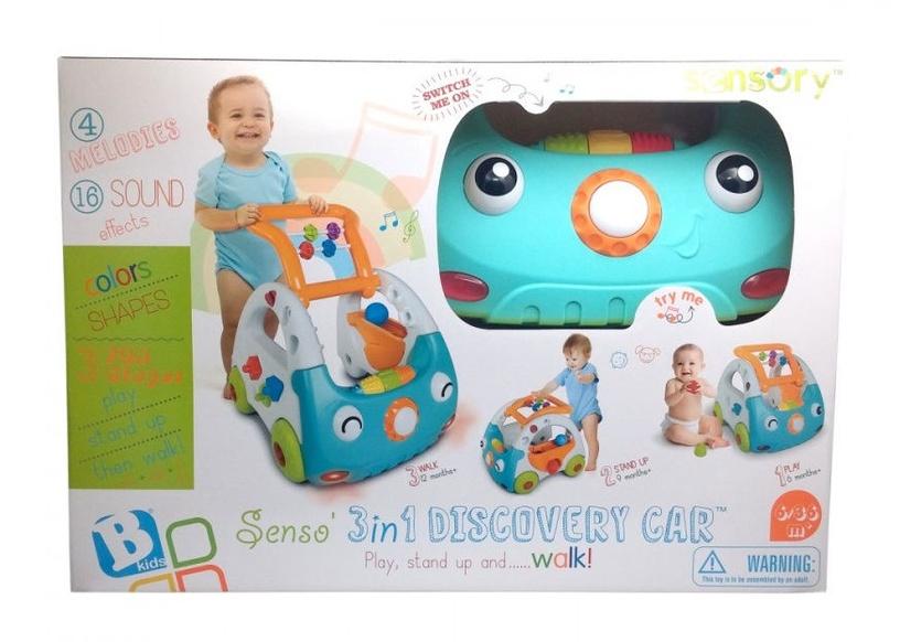 B-kids Senso 3in1 Discovery Car 1165216