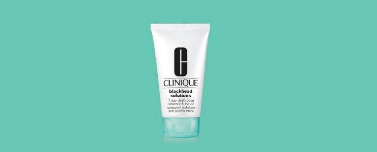 Clinique Blackhead Solutions 7 Days Deep Pore Cleanser & Scrub 125ml