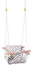 Woodyland Swing With Canvas Soft Comfort Seat 91952