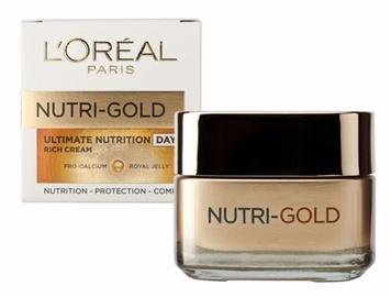 L´Oreal Paris Nutri Gold Nourishing Day Cream 50ml