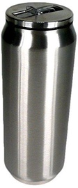 Yoko Design Isotherm Tin Can Shiny Silver L