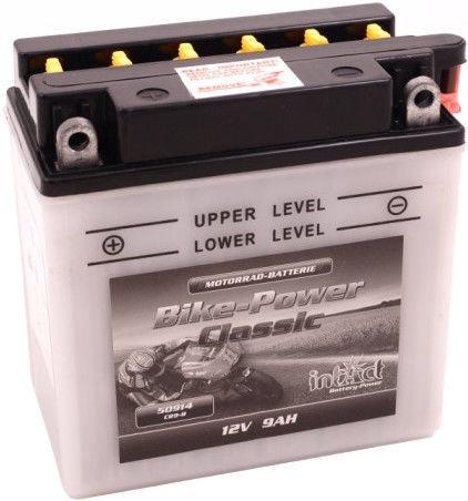 Аккумулятор IntAct Classic CB9-B, 12 В, 9 Ач