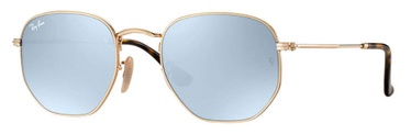 Ray-Ban Hexagonal Flat Lenses RB3548N 001/30 51-21