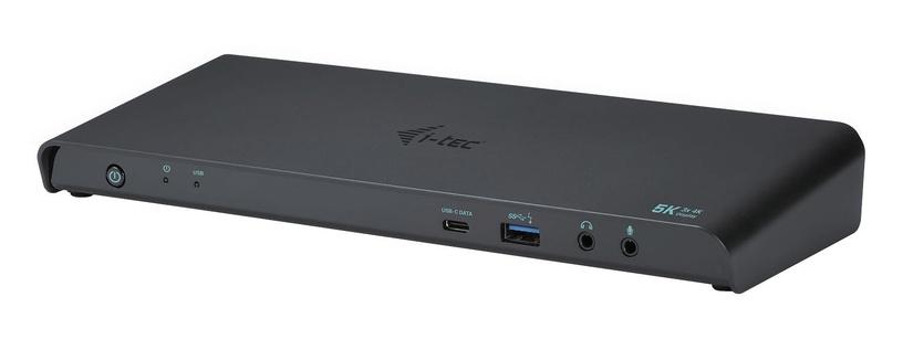 i-Tec USB-C /-A 3.0 4K Docking Station + Power Adapter 135W