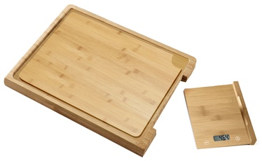 Omega PCBZB03 Kitchen Scale + Cutting Board