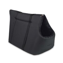 Krepšys gyvūnų transportavimui Amiplay, juodas 35 x 21 x 24 cm