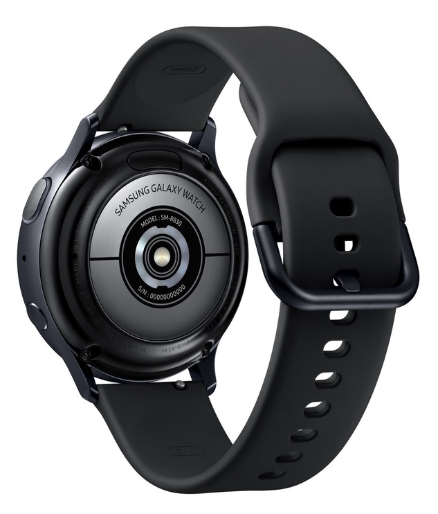 Išmanusis laikrodis Samsung SM-R830 Galaxy Watch Active2 40mm Aluminium Black