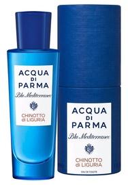 Tualetes ūdens Acqua Di Parma Blu Mediterraneo Chinotto Di Liguria 30ml EDT Unisex