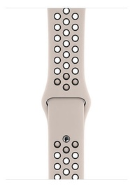 Apple 44mm Desert Sand Black Nike Sport Band S/M & M/L