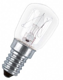 Kaitrinė lempa šaldytuvui Osram T26, 25W, E14, 160lm
