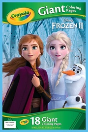 Crayola Frozen II Giant Coloring Pages