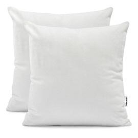 Наволочка DecoKing Amber Pillowcase Pearl Oyster 50x50 2pcs
