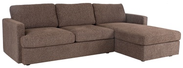 Home4you Corner Sofa York RC Brown