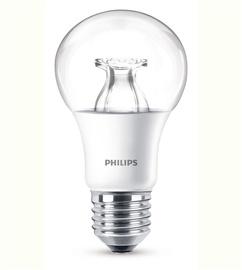 Spuldze Philips LED, 9W, ar regulējamu gaismas plūsmu