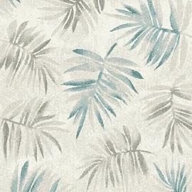 Ковер Domoletti Softness SOF/8695/P301, синий/кремовый/многоцветный, 135x190 см