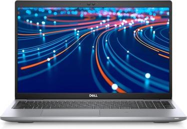 "Nešiojamas kompiuteris Dell Latitude 5520 N010L552015EMEA Intel® Core™ i5, 16GB/512GB, 15.6"""