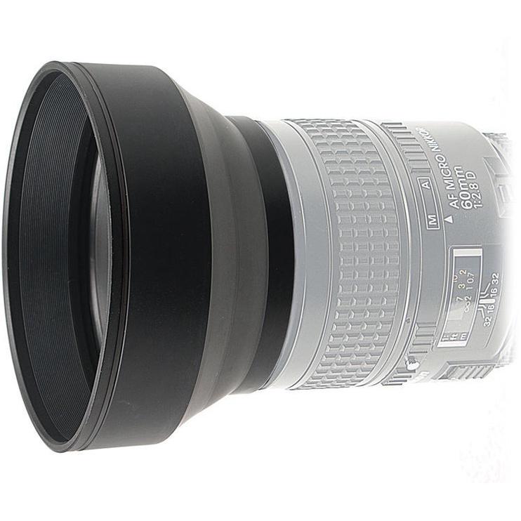Kaiser 3-in-1 Lens Hood 62mm