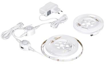 ActiveJet LED Strips 2 x 1.2m White