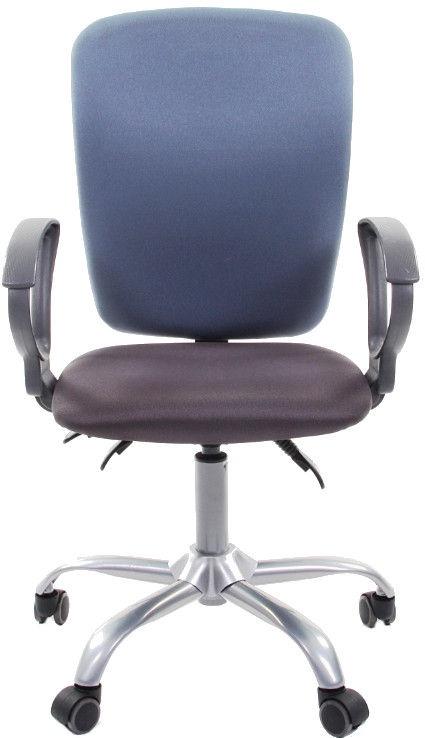 Biroja krēsls Chairman 9801 15-13 Grey/Blue
