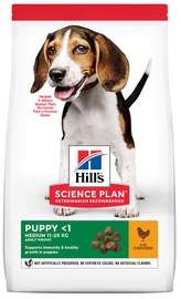 Hill's Science Plan Medium Puppy Food w/ Chicken 14kg