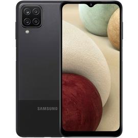 Мобильный телефон Samsung Galaxy A12, черный, 3GB/32GB