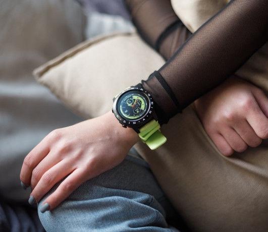 Išmanusis laikrodis Garett Multi 4 Sport Green
