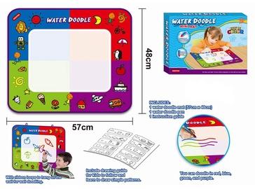 Piešimo kilimėlis Dropro Water Doodle Mini Mat HM3802