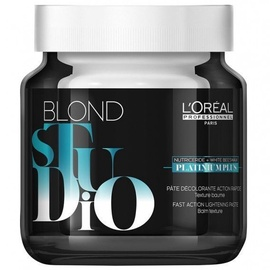 L`Oréal Professionnel Blond Studio Platinium Plus Lightening Paste 500ml