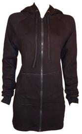 Bars Womens Jacket Dark Blue 148 S