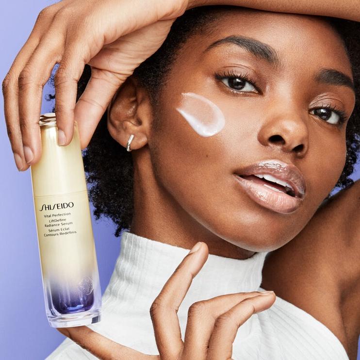 Shiseido Vital Perfection LiftDefine Radiance Serum 40nl
