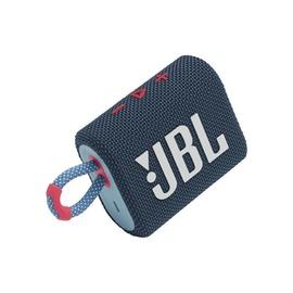 Belaidė kolonėlė JBL GO 3, mėlyna, 4 W