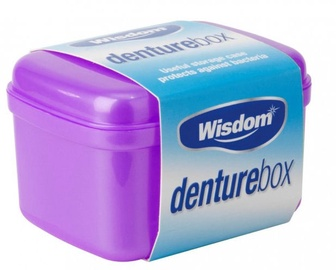 Wisdom Denture Mouth Guard Container