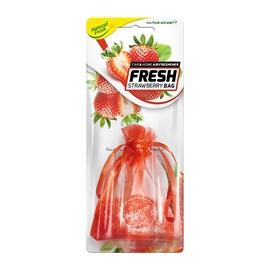 Auto gaisa atsvaidzinātājs Natural Fresh Scented Pouch Juicy Strawberry, 15g