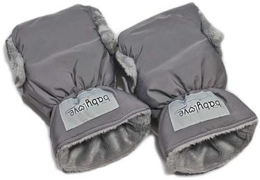 Перчатки для коляски Babylove Handwarmer, серый