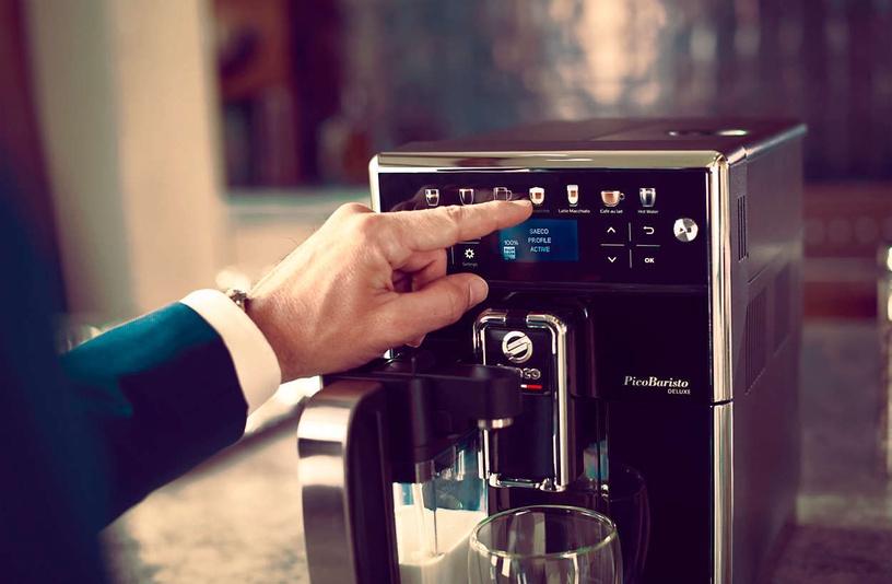 Kavos aparatas Philips Saeco PicoBaristo Deluxe