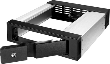 ICY BOX IB-158SK-B 5.25'' Mobile Rack for 3.5'' SATA HDD