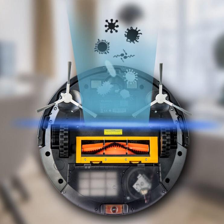Робот-пылесос Puron PR10