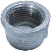 "STP Fittings Radiator Tap with Internal Tap Zinc 3/4"""