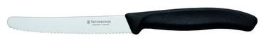Victorinox Tomato & Sausage Knife 11cm Black
