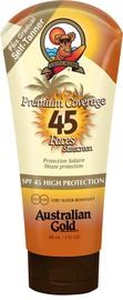 Australian Gold Premium Coverage Sheer Faces With Bronzer SPF45 88ml
