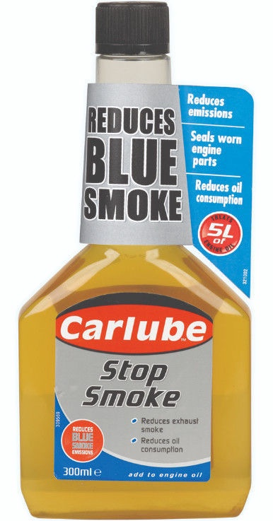 Топливные присадки Carlube Stop Smoke 300ml