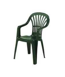 Plastikinė lauko kėdė Scilla, žalia