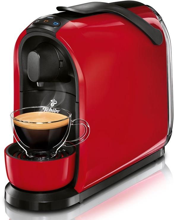 Kavos aparatas Tchibo Cafissimo Pure Red